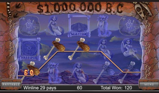 $1,000,000 B.C. screenshot