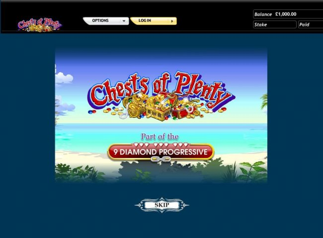 Free Slots 247 - Splash screen - game loading - Pirate Theme