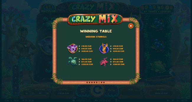 Crazy Mix by Free Slots 247
