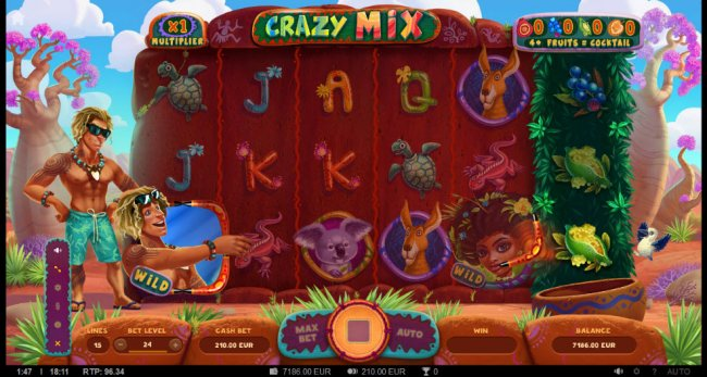 Free Slots 247 image of Crazy Mix