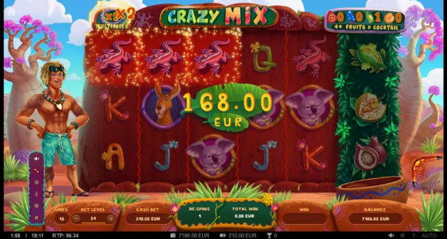 Images of Crazy Mix