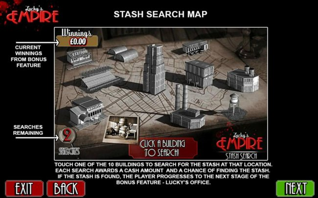 Free Slots 247 - Stash Search Map Rules