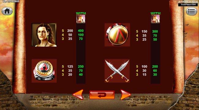 Spartan by Free Slots 247