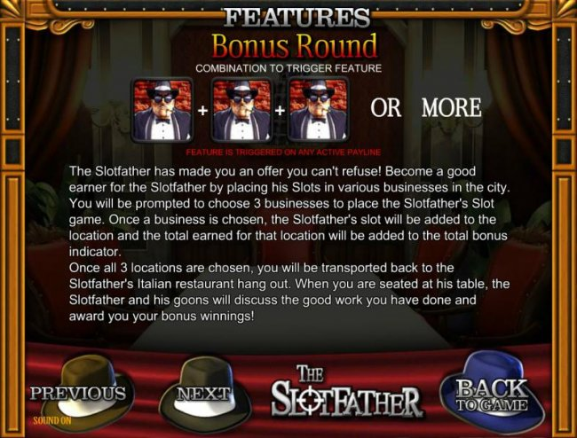 The Slotfather screenshot