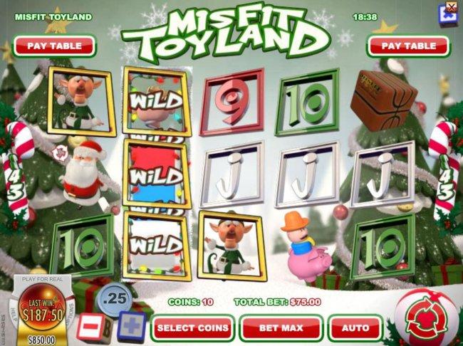 Misfit Toyland by Free Slots 247