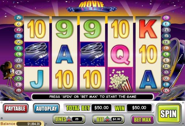 Free Slots 247 image of Movie Magic
