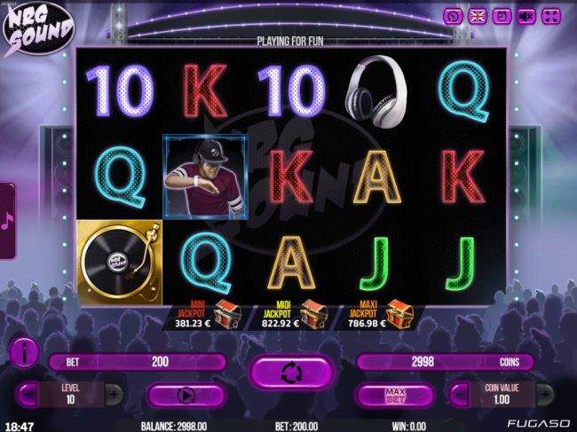 Free Slots 247 image of NRG Sound