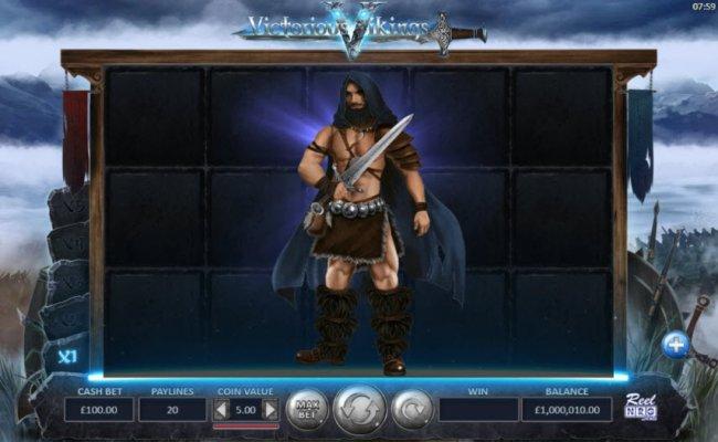 Victorious Vikings screenshot