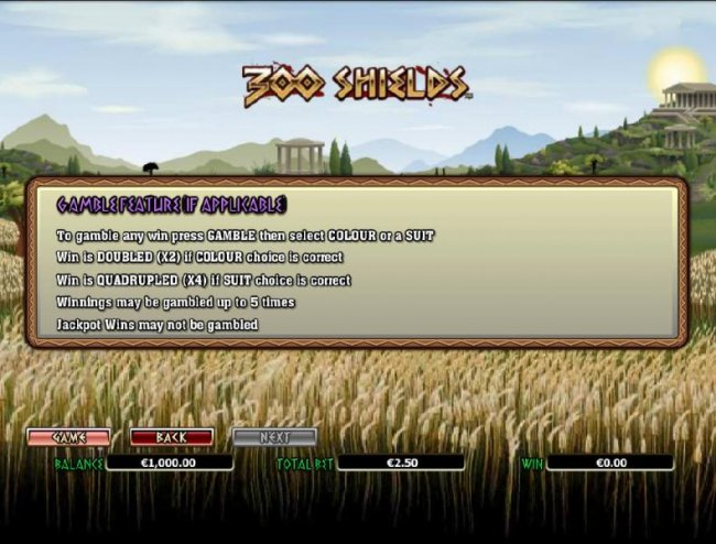 300 Shields screenshot