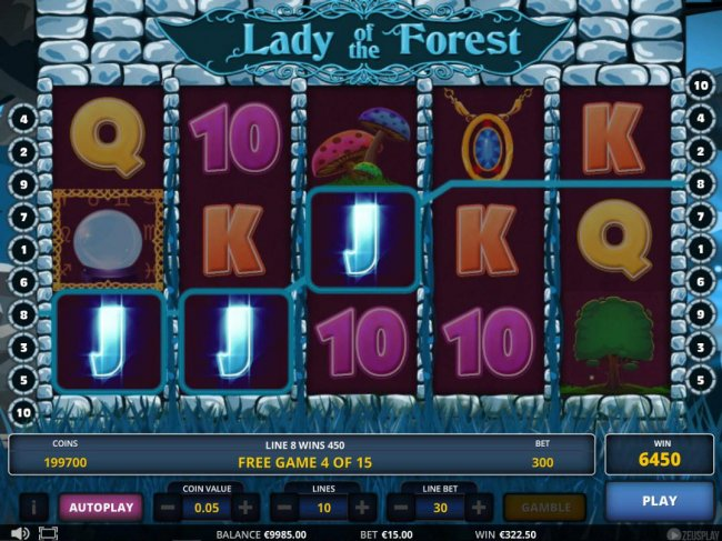 Images of Lady of the Forest