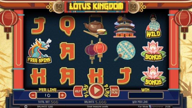 Images of Lotus Kingdom