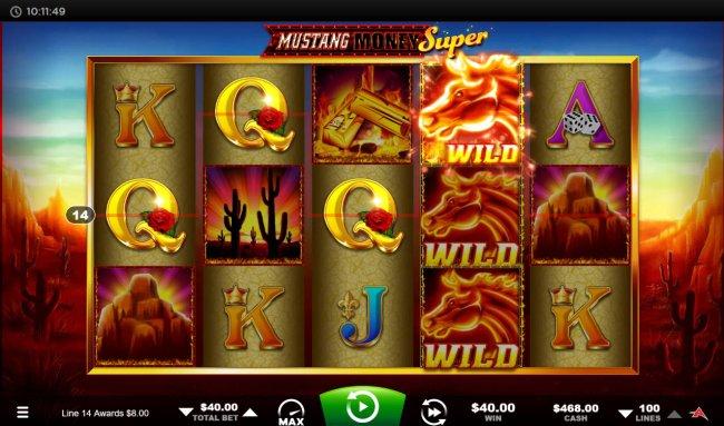 Free Slots 247 image of Mustang Money Super
