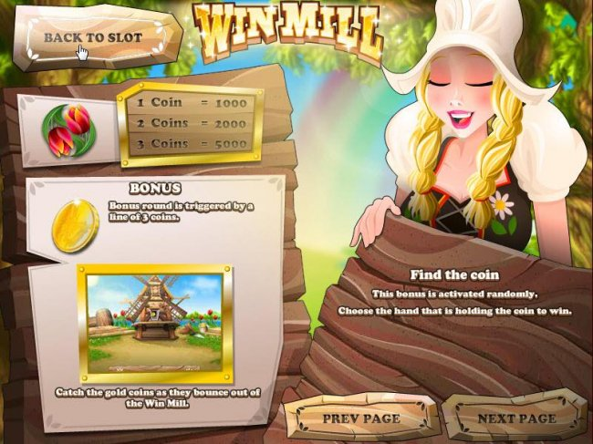 Free Slots 247 image of Win Mill