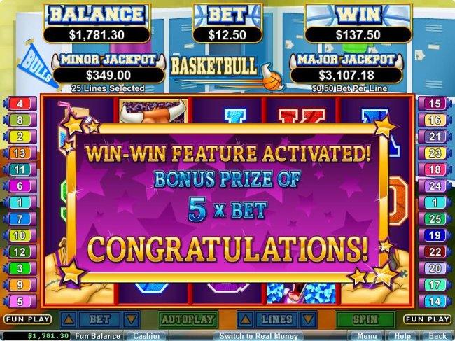 Basketbull screenshot