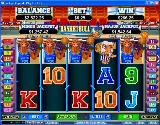 Basketbull by Free Slots 247