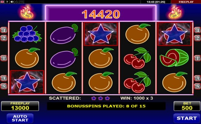 Free Slots 247 - Free Spins can be re-triggered during the free spins feature