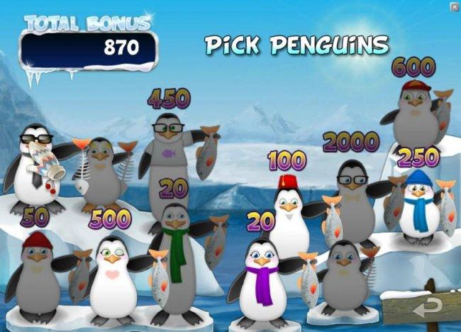 Icy Wonders by Free Slots 247