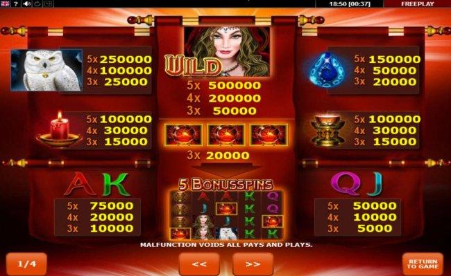 Magic Owl by Free Slots 247