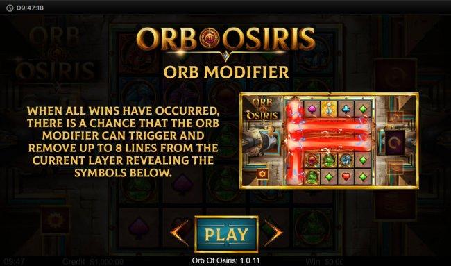 Free Slots 247 - Orb Modifier