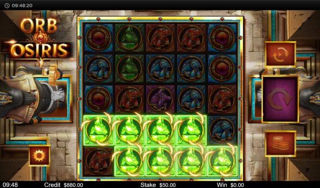 Orb of Osiris by Free Slots 247