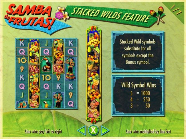 Samba de Frutas by Free Slots 247