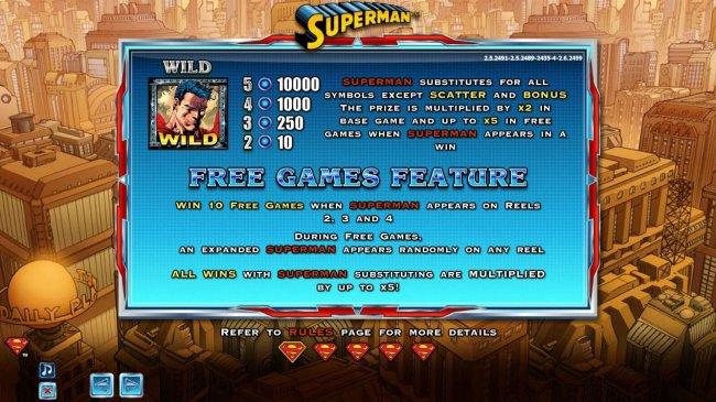 Superman screenshot