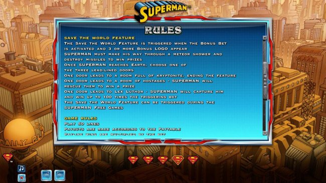 Superman by Free Slots 247
