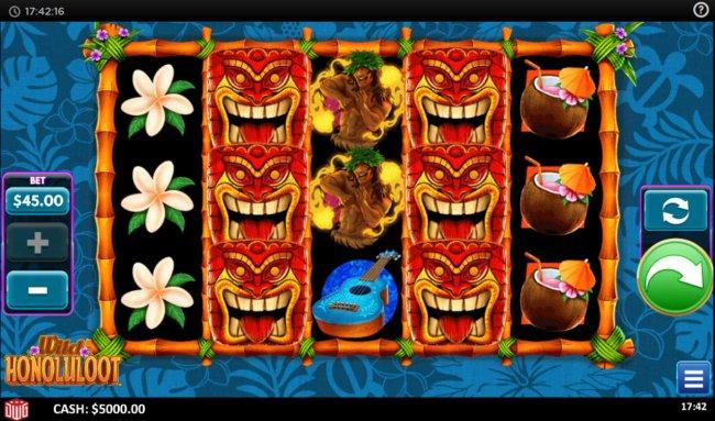 Wild Honoluloot screenshot
