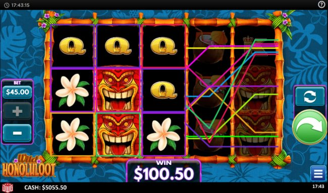 Wild Honoluloot by Free Slots 247