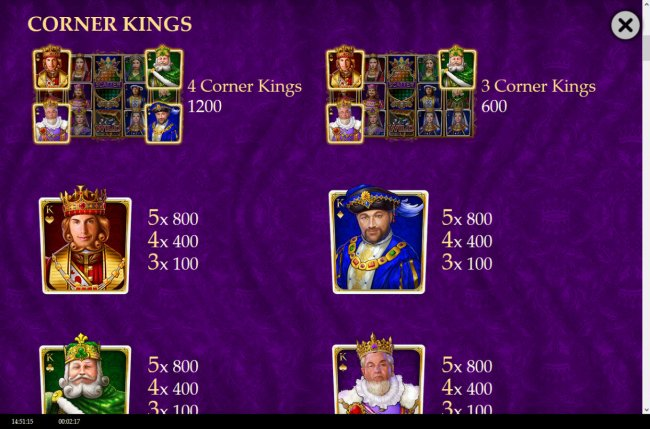 Golden Royals by Free Slots 247