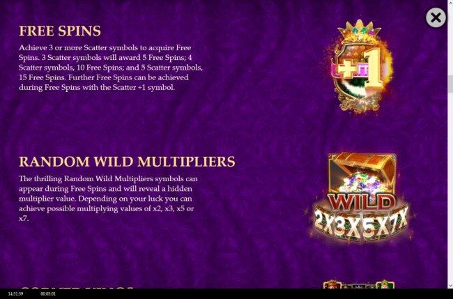 Golden Royals screenshot