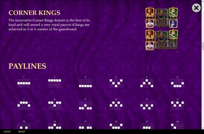 Free Slots 247 image of Golden Royals