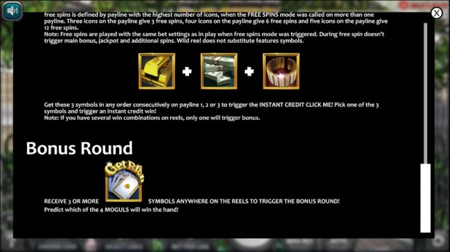 Bonus Round Rules - Free Slots 247