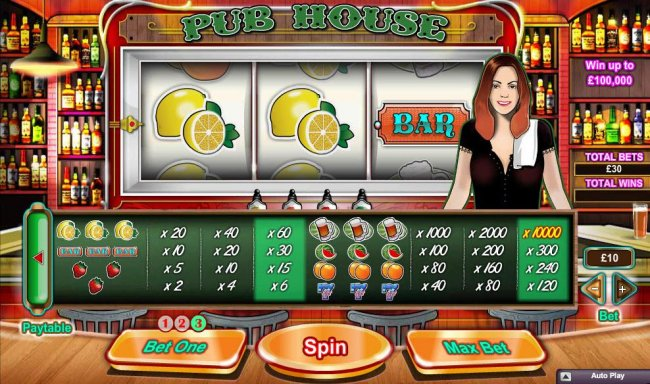 Free Slots 247 image of Pub House