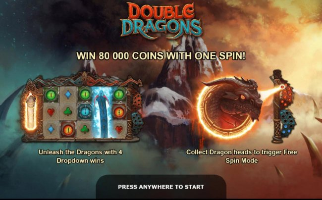 Double Dragons by Free Slots 247