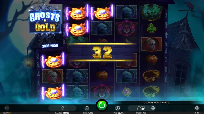 Free Slots 247 image of Ghosts 'N' Gold