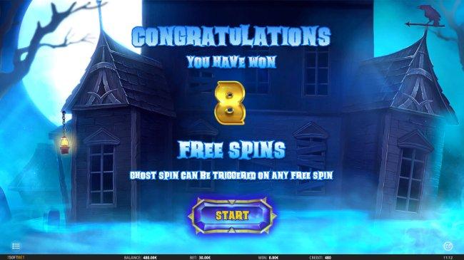 Ghosts 'N' Gold by Free Slots 247