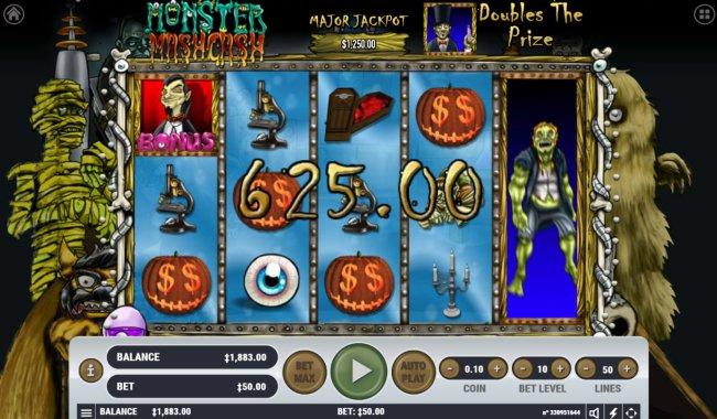 Images of Monster Mash Cash