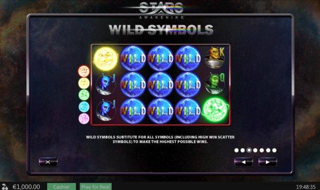 Free Slots 247 image of Stars Awakening