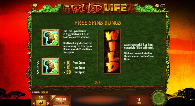 Free Spins Bonus Rules by Free Slots 247