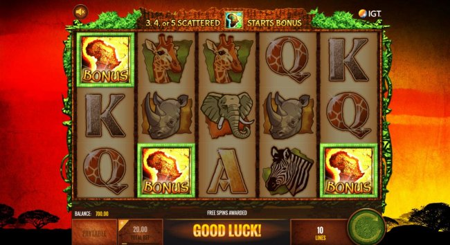 Free Slots 247 image of The Wild Life