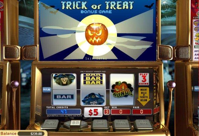 Trick or Treat screenshot