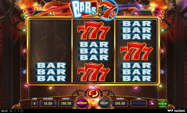Main Game Board by Free Slots 247