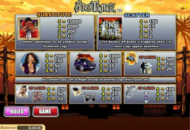 Free Slots 247 image of Big Time