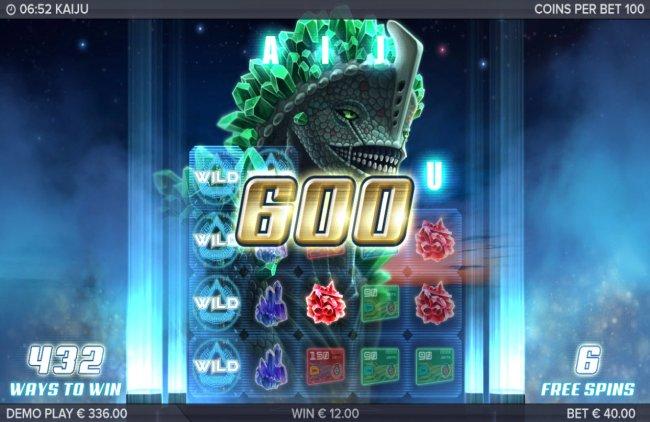 Kaiju screenshot