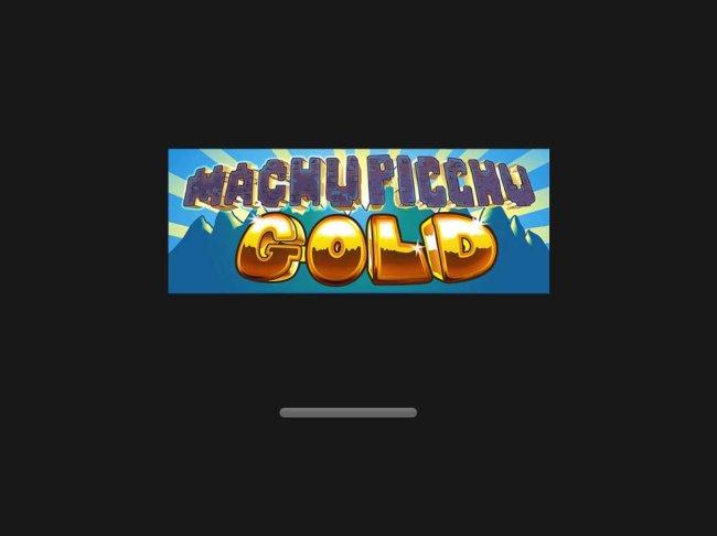 Machu Picchu Gold screenshot