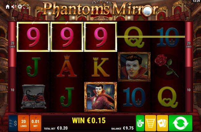 Free Slots 247 image of Phantom's Mirror