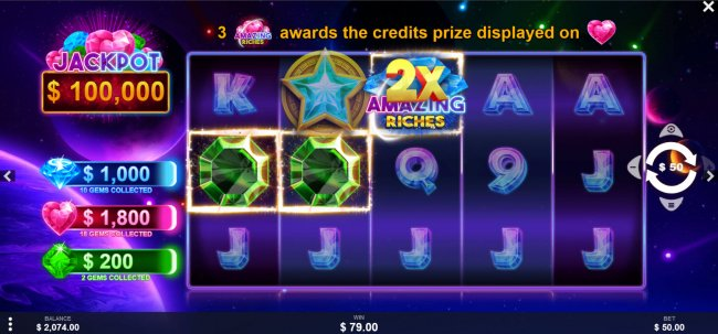 Amazing Riches screenshot