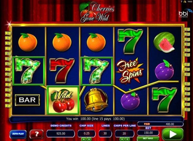 Spiele Cherries Gone Wild - Video Slots Online
