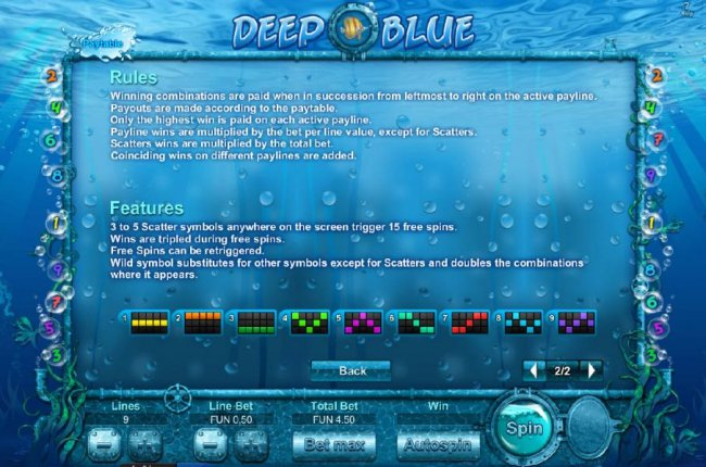 Images of Deep Blue  HD
